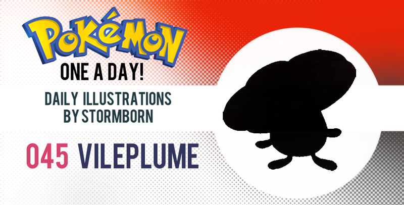 Let's look at Vileplume! Pokemon One a Day!