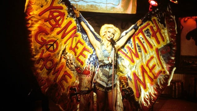 John Cameron Mitchell Pulls Wig Down from the Shelf, Returns to Hedwig