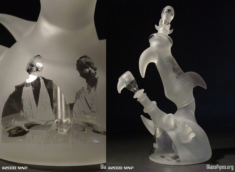 The Most Righteous Science Fiction and Fantasy Bongs