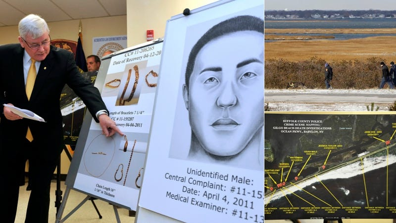 Police Release New Details On NY Serial Killings