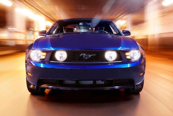 Five-Oh! 2011 Mustang GT Gets 412 HP 5.0-liter V8