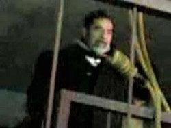 Who Got the Saddam Video? You.