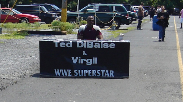 Where Were You When Virgil Discovered The Virgilbag?
