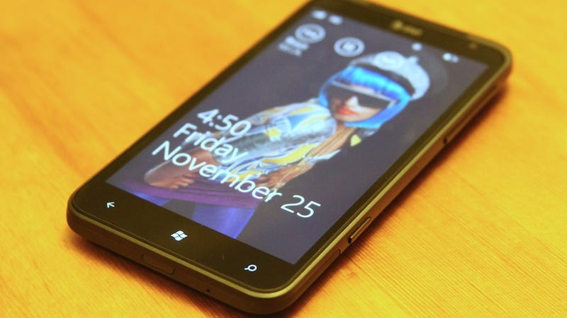 HTC Titan Gallery