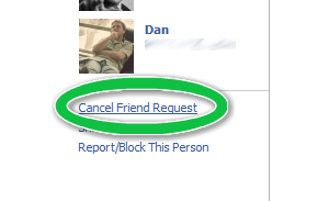 You Can Cancel Facebook Friend Requests If You Have Second Thoughts