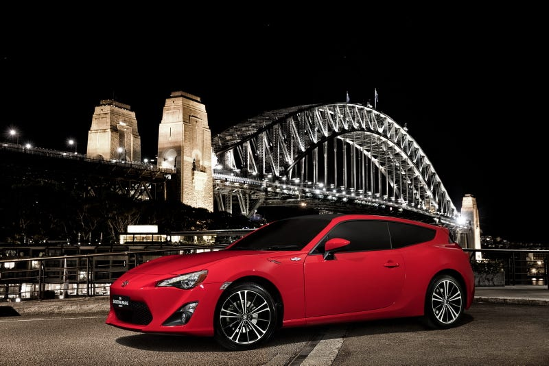 The Toyota GT86 Shooting Brake Concept Is Your Practical Drifting Family Car