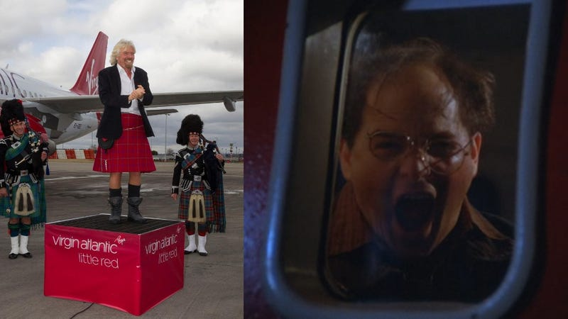 Virgin Airways to Feature Live Stand-Up Acts on Certain Flights