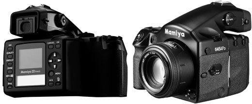Mamiya ZD 645AFD II Digital System Brings High-End Pro Cams Down to Earth