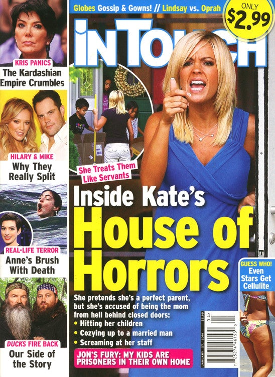 This Week in Tabloids: Khloe Kardashian Is Pregnant! Who's the Daddy?