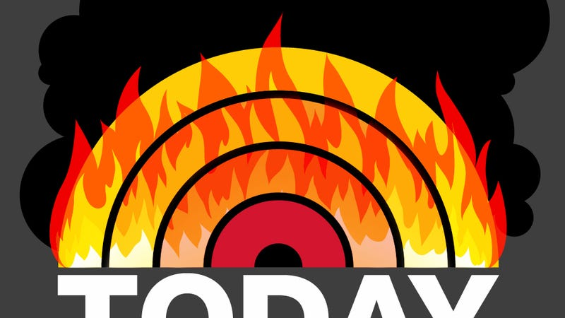 A Cleansing Fire Is Set to Rip Through The Today Show: Who's Gonna Get Burned?