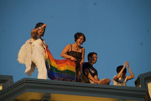 So You Think You Can March? The World's Pride Parades