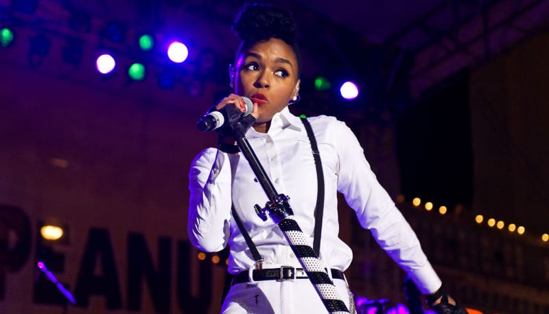 Janelle Monae Had The Most Fashionable New Year's Eve