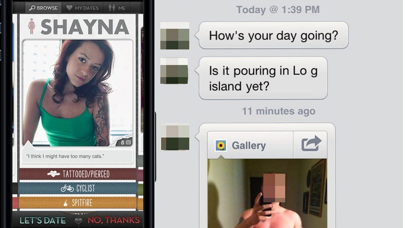 Cocky Guy Sends Woman Unsolicited Dick Pic, Woman Sends It to His Mom
