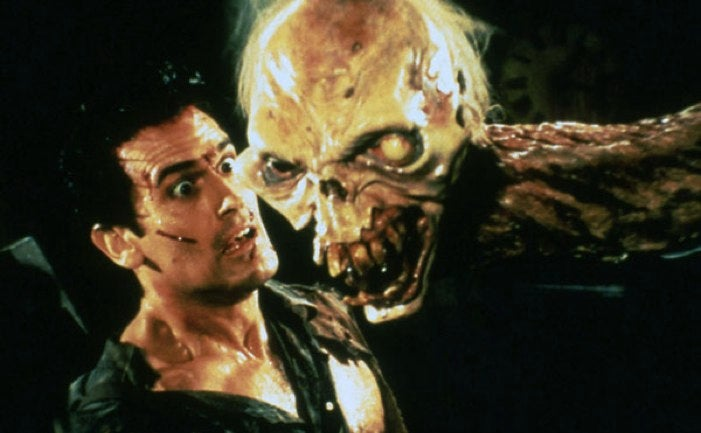 Modernized Evil Dead 2 and Army of Darkness are getting made whether you like it or not
