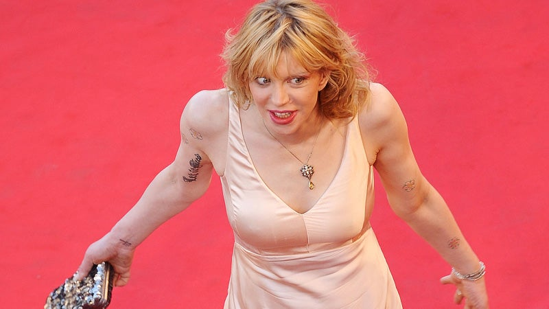 Courtney Love: Check Out This Drug That Gives You 'Intense Hallucinations'