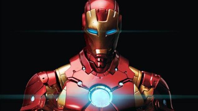 This Bleeding Edge Iron Man Figure Looks Awesome