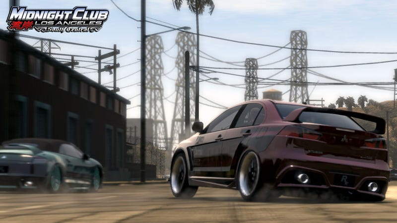 Midnight Club: Los Angeles Rolling Out New Vehicles