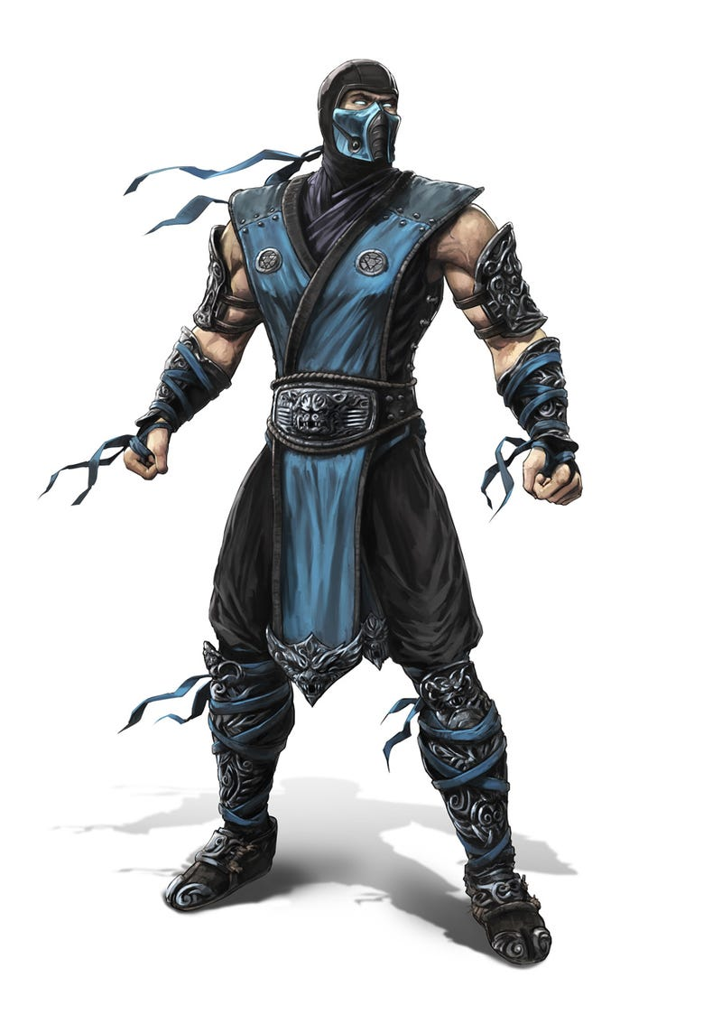 The Art Of Mortal Kombat