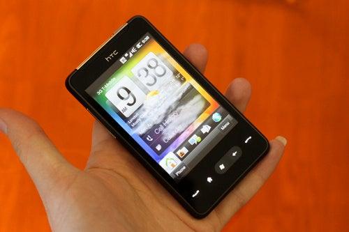 HTC HD Mini Gallery