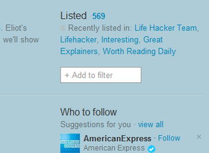Tweetfilter is Like a Gmail Filter for Twitter