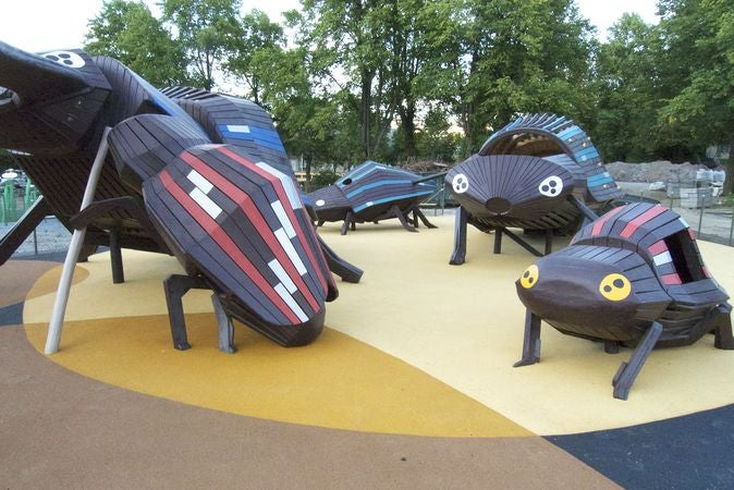 These are the most fantastical playgrounds ever built