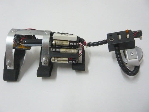 DIY: 330 Watt Iron Man Repulsor Beam Blaster Gallery