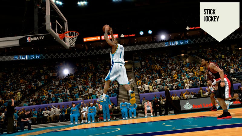 2K Sports: Unfortunately No Longer DLC Virgins