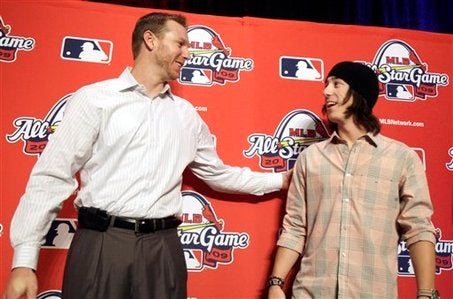 "Lincecum-Halladay Billed As ""Matchup For The Ages,"" A ""Pitching Classic"""