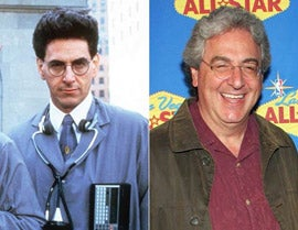 """Egon Spengler """"Kind of Helped"""" with Ghostbusters Game Dialogue"""