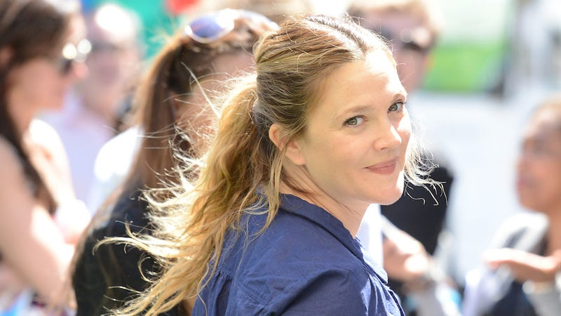 Drew Barrymore Refuses To Let Her Children Act Until They're 18