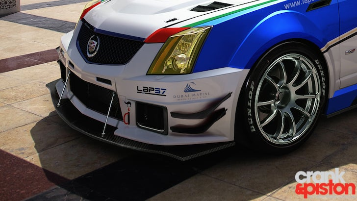 If GM won't build a Cadillac Wagon Racer, two guys in Dubai will