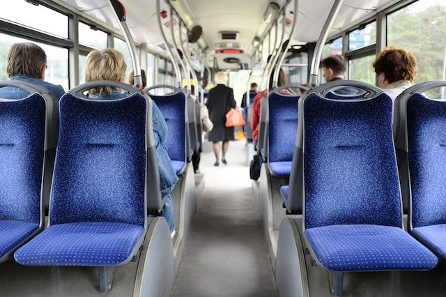Would you take a 56-hour bus trip to shrink your carbon footprint?