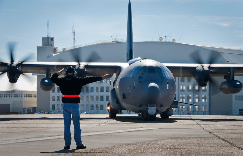 The U.S. Air Force's New AC-130 Gunships Are Really Bomb Trucks