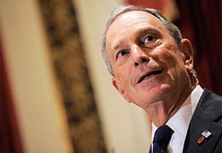 Michael Bloomberg Is Getting Tired of These Ground Zero Mosque Questions