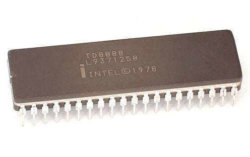 Intel 8088: The Chip That Gave Birth to the Borg
