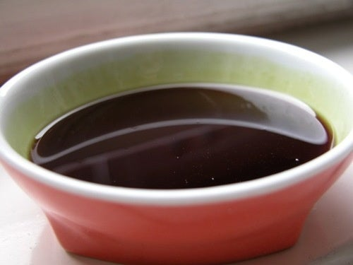 A rare, light-absorbing property of pumpkin seed oil