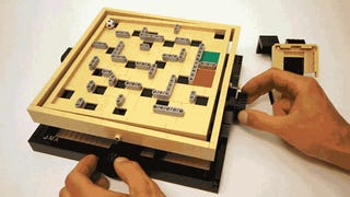 Lego's next official Ideas set is this playable labyrinth marble maze