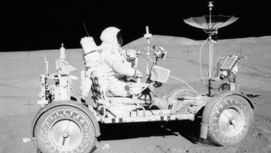 How Driving On the Moon Made Us Care About Space Again