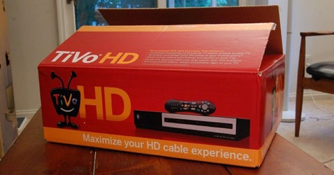 TiVo HD Actually Needs TiVo Wireless Adapter