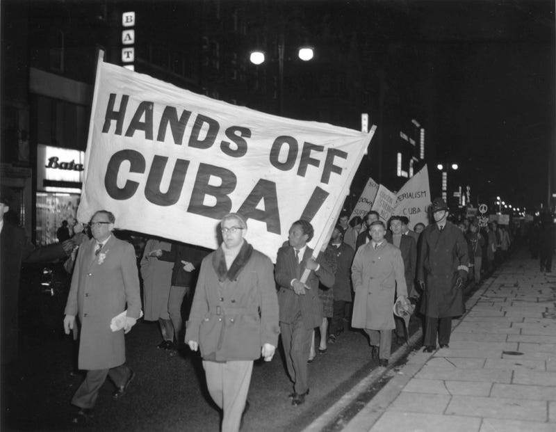50 Years Ago We All Almost Died: The Images That Define The Cuban Missile Crisis