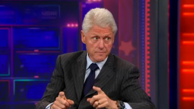 Bill Clinton explains how to jumpstart American innovation in science