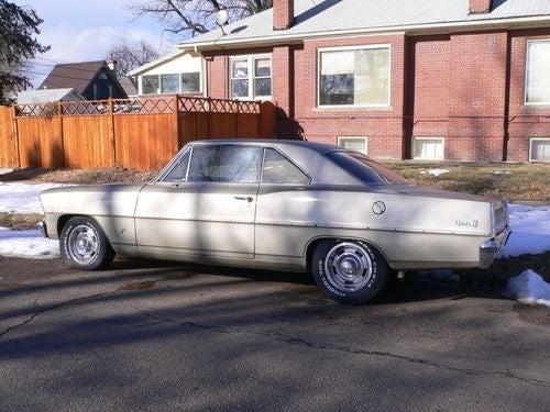 1967 Chevrolet Chevy II Nova Down On The Denver Street