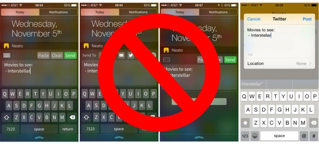 Apple Wants to Kill the Only Useful iOS Widget