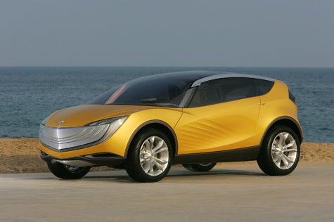 Geneva Pre-Show: Mazda Reveals Hakaze Concept