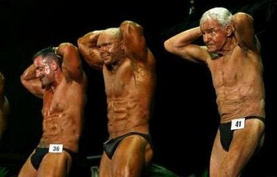 He's Just Your Average Octogenarian Bodybuilder Who Will Not Die