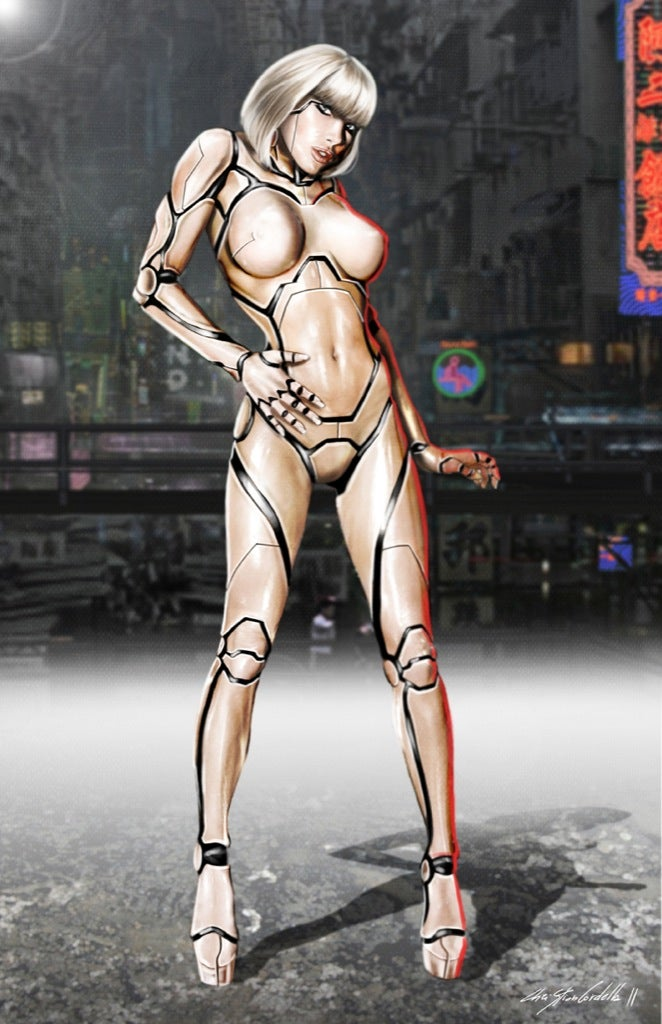 The Many, Many Versions of the 3-Breasted Lady From Total Recall [NSFW]
