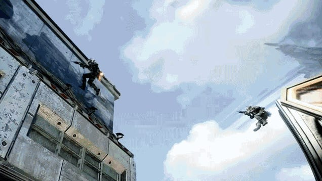 The Best Thing About Titanfall Is Not The Giant Robots