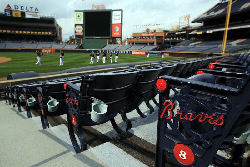 Fan Dies From Upper-Deck Fall At Turner Field
