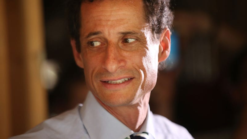Mini Gets In On Some Of That Hot Anthony Weiner Action