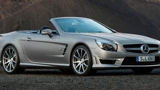 Why Is The Mercedes SL Getting So Ugly?